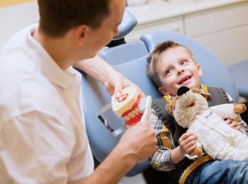 Behandlungsspektrum Kinderzahnheilkunde